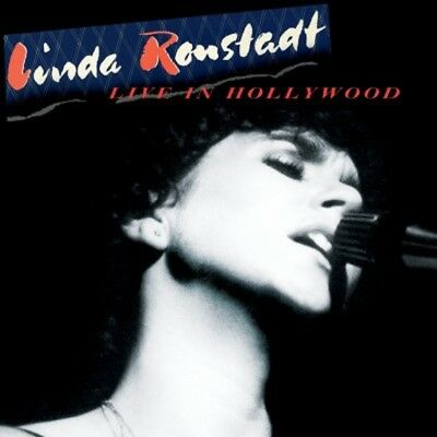 LINDA RONSTADT New Sealed 2019 LIVE 1980  HOLLYWOOD CONCERT VINYL RECORD