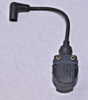Mercury Outboard 1981 50hp 4 cyl. Igntion Coil 339-7370A13  (E14-1)