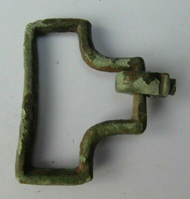 Collectable Medieval Large Bronze Bucket Handle