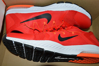 sale retailer e3950 fc128 New Mens Nike Zoom Train Complete Training Shoes 882119-600 sz 10 Action Red