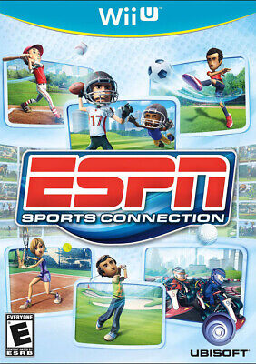 ESPN Sports Connection For Wii U Very Good