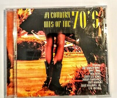 #1 Country Hits of 70s by Various Artists: Pre Owned