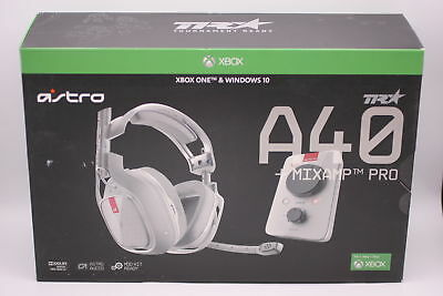 Astro Gaming A40 + Mixamp Pro Wired Surround Sound Gaming Headset