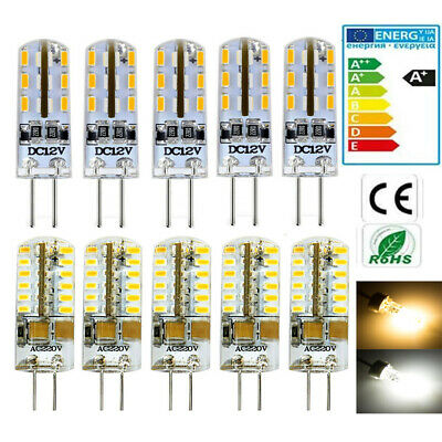 G4 LED Bulb 1.5W 4W DC12V SMD Capsule light replace halogen lamp Cool/Warm Bulb