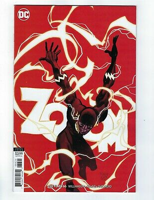 Flash # 66 Variant Cover NM DC