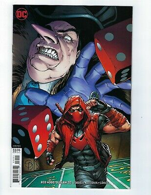 Red Hood Outlaw # 32 Variant Cover NM DC Pre Sale Ships Mar 13th