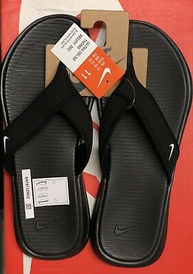 san francisco 19ddd 30fdb NIKE ULTRA CELSO THONG FLIP FLOPS MENS SHOES UK 10 EUR 45 US 11 With Tags