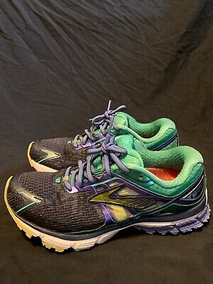 73edde47737 Brooks Ravenna Vi 6 Dna Blue  Green Women s Athletic Running Shoes Size 6.5  Us