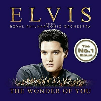 Elvis Presley - With The Royal Philharmonic Orchestra CD New Album Gift Idea