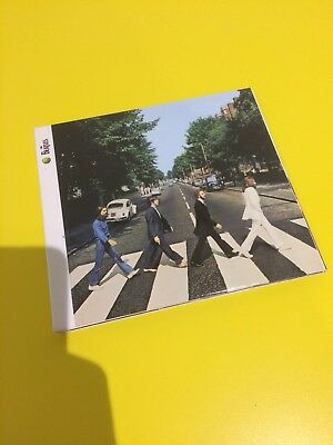 The Beatles - Abbey Road (2009) CD Remastered