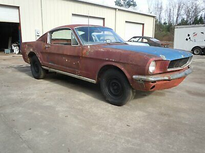 1965 Ford Mustang Fastback 1965 ford mustang