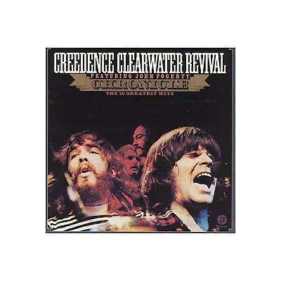 Creedence Clearwater Revival - Chronicle CD 20 Greatest Hits VG+ condition