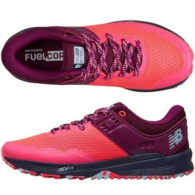 factory authentic f824a b2bf7 New Balance Nitrel V2 Trail Womens Girls Running Shoes