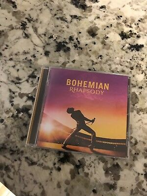 bohemian rhapsody soundtrack Cd Freddie Mercury