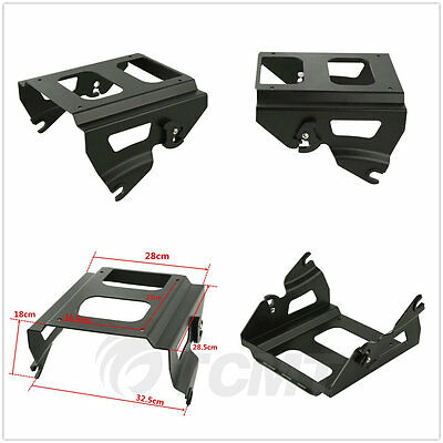 Motorcycle Accessories & Parts Detachable Solo Tour-pak Mounting Rack For Harley Road Glide King 2009-2013 Fltr Carrier Systems