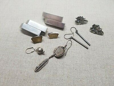 Sterling Silver .925 10 items 38.92 Grams