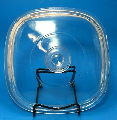 """Pyrex Replacement Lid for Corning Ware 8"""" 2L Casserole 3 1 Pyrex A"""