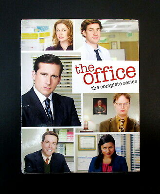 THE OFFICE The Complete Series 38-Disc DVD Box Set 2018