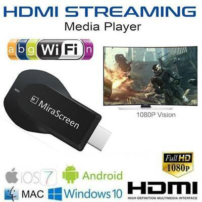 Anycast WiFi Dongle TV 1080p Airplay Display DLNA HDMI Receiver Miracast M9 US.