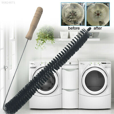 B709 Black 72cm Clothes Dryer Brush Environmental Cleaning Tool