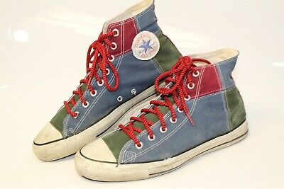 Vintage USA Made OG Converse Chuck Taylor All Star Mens 11 Hi Top Sneakers Shoes