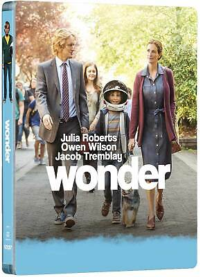 Dvd Wonder (Steelbook) 2017 Film - Drammatico 01 Distribution - NUOVO