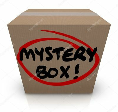Mistery box Caja misteriosa ideal unboxing youtube