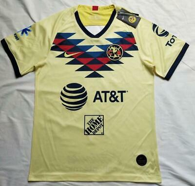 df88f4f2a44 Club America / Local y Visita Jersey 2018/19 Manga Larga Super Fast Delivery