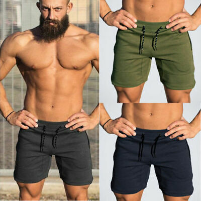 Casual Summer Men Gym Sports Jogging Shorts Pants Trousers Casual Beach Running