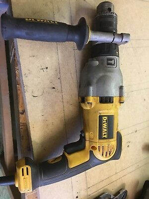 DeWALT D21570K 2-Speed Dry Diamond Percussion Core Drill 110v