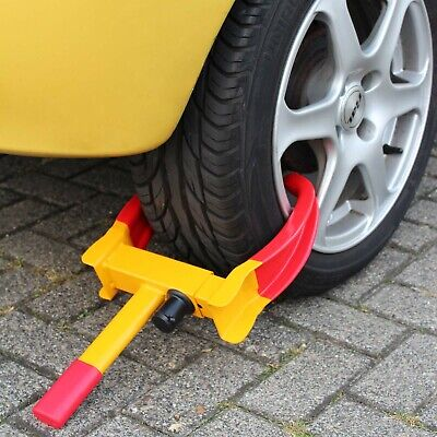 Wheel Clamp Wheel Boot Parking Boot Theft-deterrent System