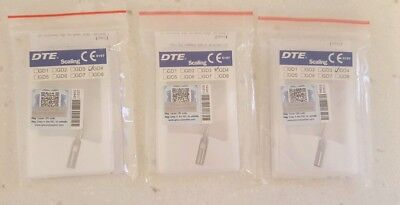 6 x DTE GD4 Scaler Tip, Brand New
