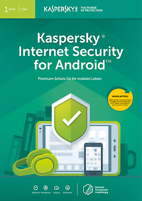 Kaspersky Internet Security for Android |1 Gerät | 1 Jahr Download/ESD