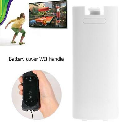 OFFICIAL Nintendo Wii White Battery Cover | Case Back for Remote Controller