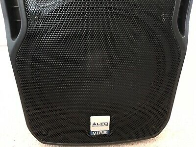Single  Alto Ts115 Vibe 2 Way Active Loud Speaker With Media Player Live Music