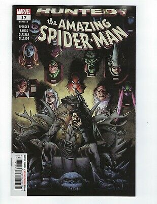 Amazing Spider-Man Vol 5 # 17 Cover A NM Marvel