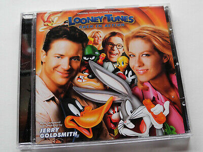 Jerry Goldsmith LOONEY TUNES BACK IN ACTION Soundtrack CD New and Unsealed