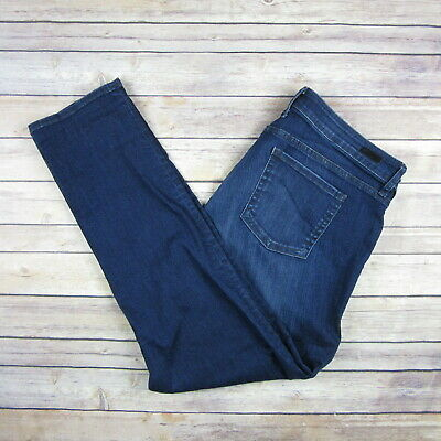 adb7ec175952c KUT FROM THE KLOTH Women s Catherine Boyfriend Jeans Sz 16W Blue Denim Plus