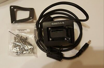 Simrad NSO Dash Mount USB SD Card Reader 000-10299-001 BRAND NEW IN BOX SEALED