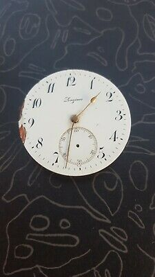 Longines Vintage Pocket Watch Movement