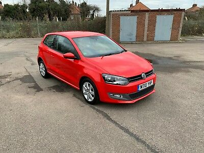2010 Volkswagen Polo Se 1.2 Petrol Genuine 50871 With Full History