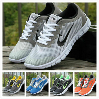 Men's Shoes Fashion Casual Sports Sneakers Comfortable Athletic Running Shoes+