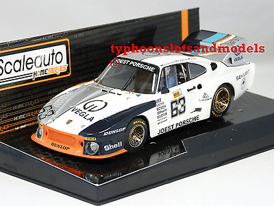 SC-9103 Scaleauto Home Series Porsche 935J - Le Mans 1982 - No.63 - Vegla - New