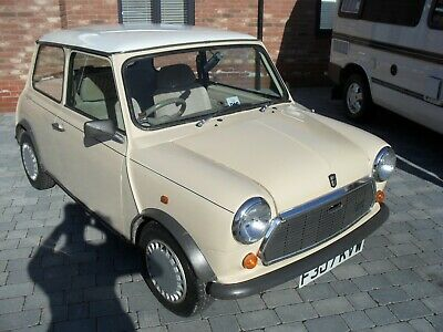1988 Austin Mini Mayfair 998Cc One Lady Owner From New With Only 38000 Miles