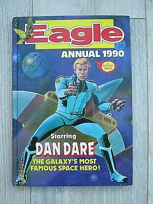 Vintage Eagle Annual Dated 1990 Not Price Clipped