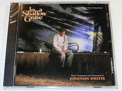 Jonathan Sheffer IN A SHALLOW GRAVE Varese Sarabande CD Club New Sealed