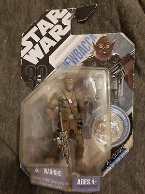 Chewbacca McQuarrie Concept 2007 STAR WARS 30th Anniversary Collection #21