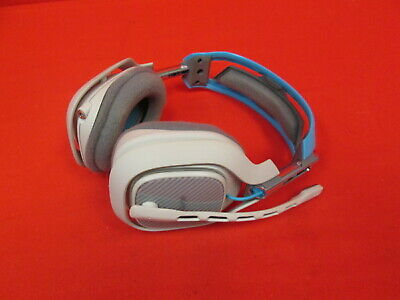 Astro Gaming A40 Headset Mixamp M80 Light Grey/blue Xbox One Incomplete 0783