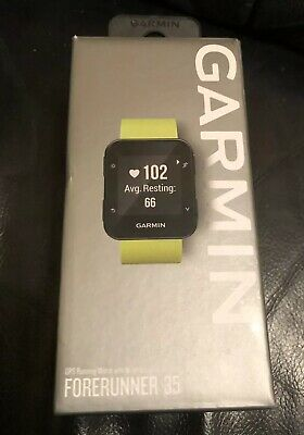 Garmin Forerunner 35 - Lime Green- brand new