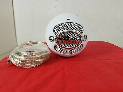 Blue Snowball USB Microphone - White (No Stand)